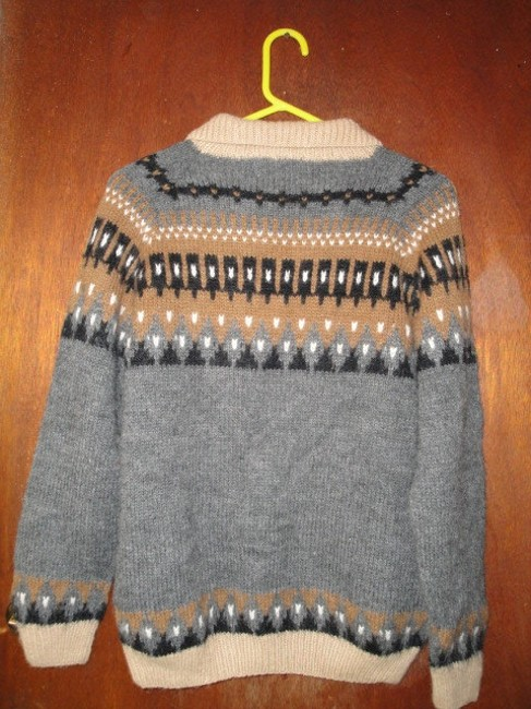 Alpaca Connection Sweater