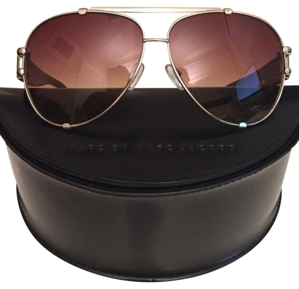 1d3d904c2b7 Marc by Marc Jacobs Brown Mmj 064 S Sunglasses - Tradesy