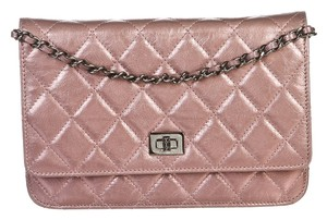 Chanel Pink Messenger Bag