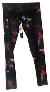 adidas adidas flower bomber ray red tights
