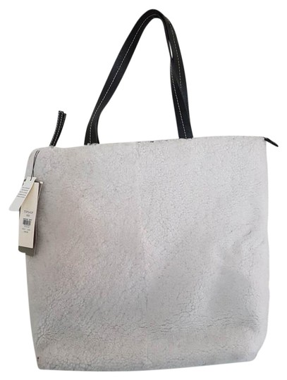 Topshop Tote in PINK PEACH