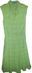 Antonio Melani short dress yellow-green 1920's Style Flapper on Tradesy