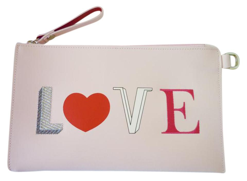 ed3b6882de7e Longchamp New Kiss   Love Valentine Limited Edition Made In France ...