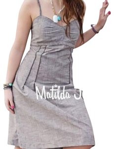 Matilda Jane short dress Brown on Tradesy