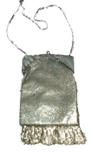Whiting & Davis Mesh Shoulder Bag