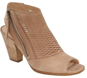 Paul Green Bootie Wedge SISAL LEATHER Sandals