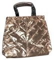 Victoria's Secret Vs Gold Nylon Tote Victoria's Secret Vs Gold Nylon Tote Image 1