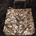 Victoria's Secret Vs Gold Nylon Tote Victoria's Secret Vs Gold Nylon Tote Image 3