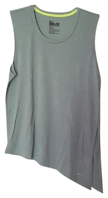 Item - Gray Dri-fit Loose Fit Activewear Top Size 10 (M, 31)