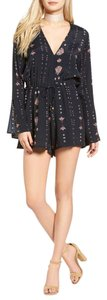 Faithfull the Brand Shorts Floral Low Dress