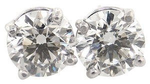 ABC Jewelry Beautiful 1.62ct Diamond Studs