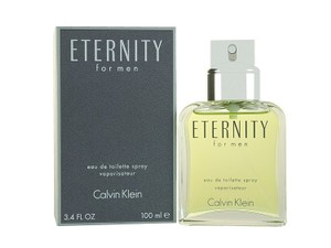 Calvin Klein ETERNITY BY CALVIN KLEIN-MADE IN USA