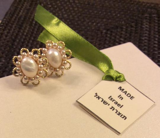 Ivory Freshwater Pearl Hairpins Hair Accessory