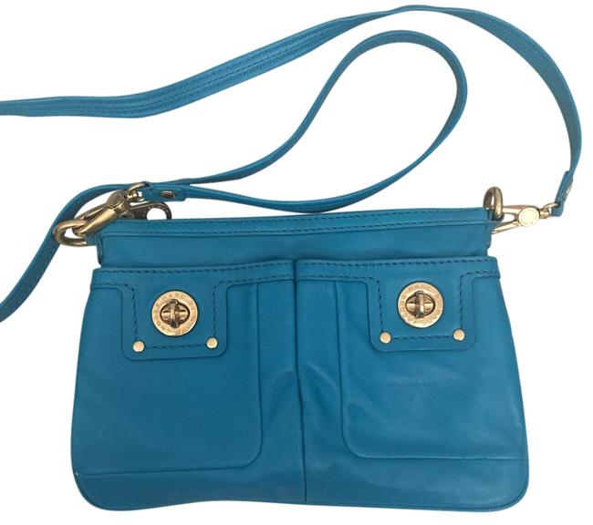 Marc by Marc Jacobs Blue Cross Body Bag Marc by Marc Jacobs Blue Cross Body Bag Image 1