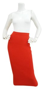 Whistles Pencil Skirt Red
