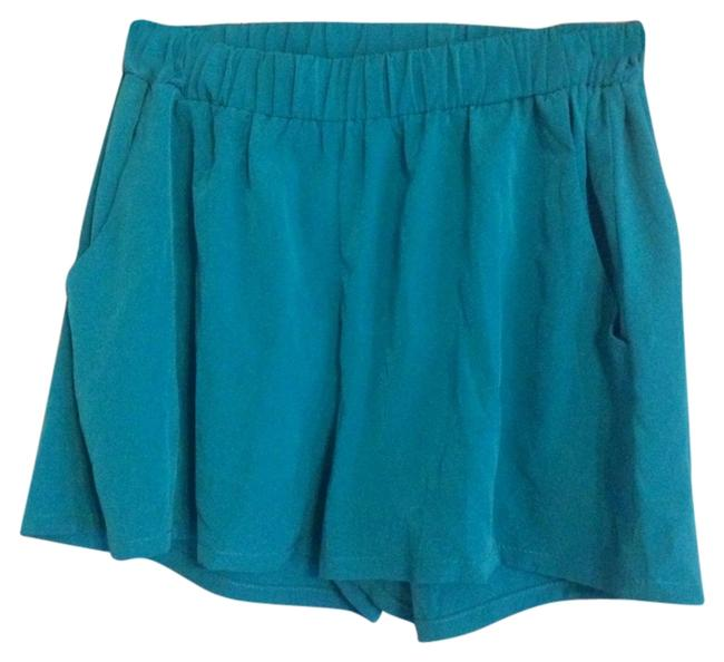 Other Shorts Turquoise