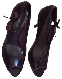 Antonio Melani Plum Pumps
