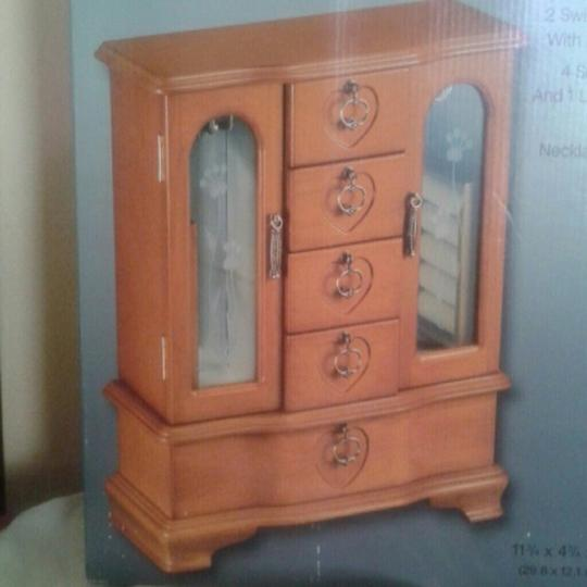 Other Wood Jewelry Box