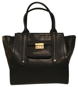 3.1 Phillip Lim for Target Faux Leather Celine Limited Edition Satchel in Black