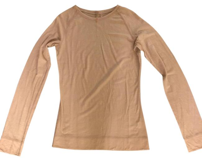 Item - Beige/Cream Activewear Top Size 8 (M)