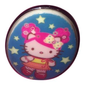 Tarina Tarantino Tarina Tarantino Hello Kitty Blue Star Ring