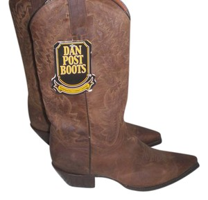 Dan Post Boots Cowboy brown Boots