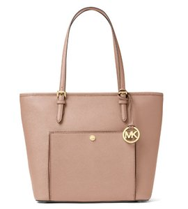 Michael Kors Snap Pocket Tote in Fawn