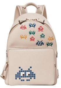 Anya Hindmarch Italian Leather Designer Backpack