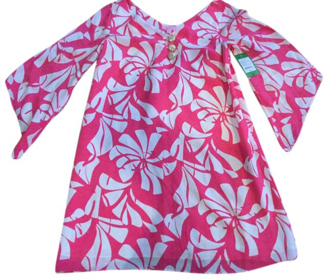 Preload https://img-static.tradesy.com/item/21878431/lilly-pulitzer-pink-white-genevieve-daiquiri-pin-wishing-you-were-here-short-cocktail-dress-size-4-s-0-1-650-650.jpg