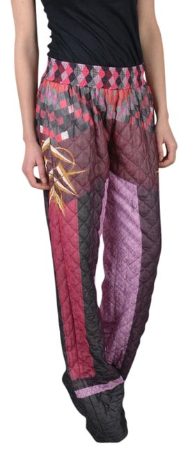 Just Cavalli Multi-color Women's Insulated Pants Size 2 (XS, 26) Just Cavalli Multi-color Women's Insulated Pants Size 2 (XS, 26) Image 1
