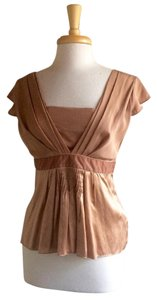 Odille Top bronze