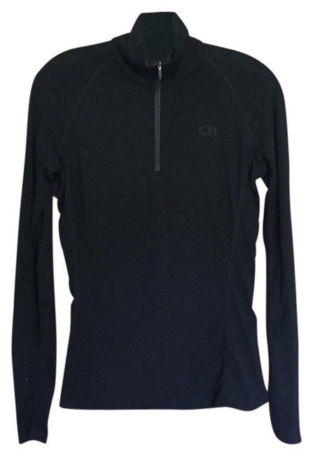 Item - Black New with Tag Oasis Baselayer 1/2 Zip Activewear Top Size 8 (M, 29, 30)