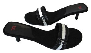 Other Size 8.5m BLACK, WHITE Sandals