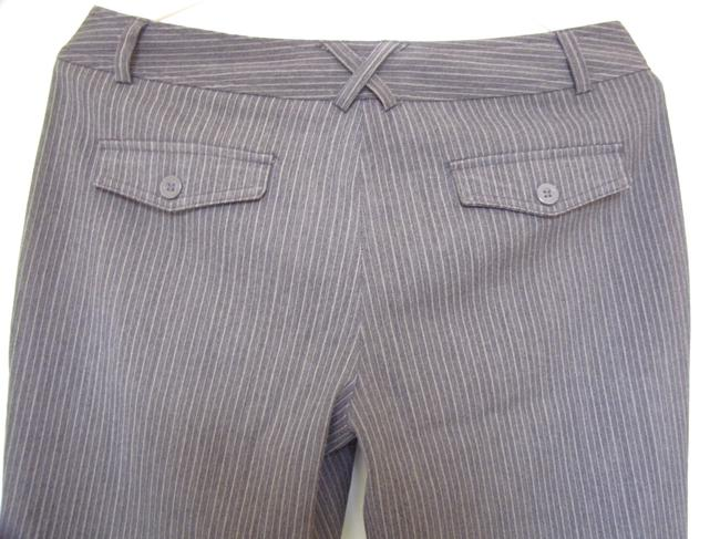 Tracy Evans Pinstripe Pants