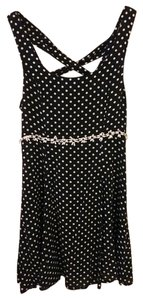 MINKPINK short dress Black #90's Rockabilly Polka-dot on Tradesy