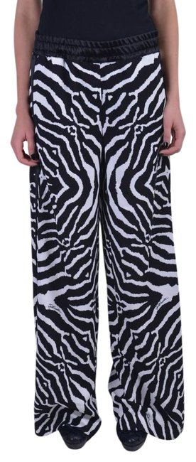 Item - Multi-color Women's Animal Print Flat Front Casual Pants Size 4 (S, 27)