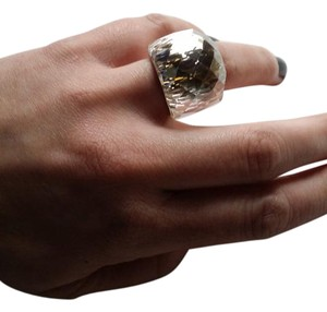 Swarovski Swarovski Nirvana faceted crystal ring