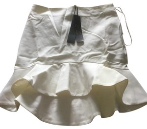 C. Luce Skirt white
