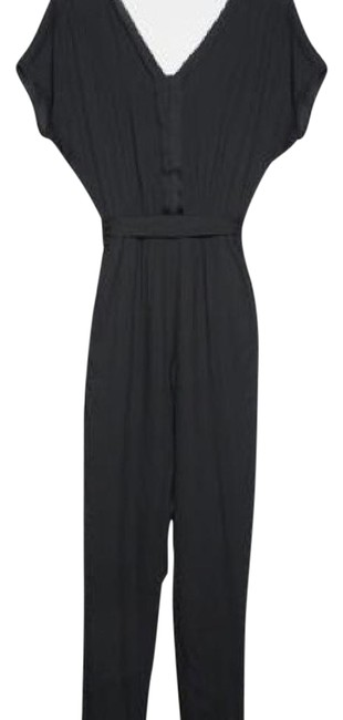Item - Black Mara Romper/Jumpsuit
