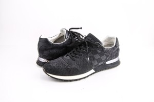 Louis Vuitton * Run Away Sneakers Charcoal Shoes