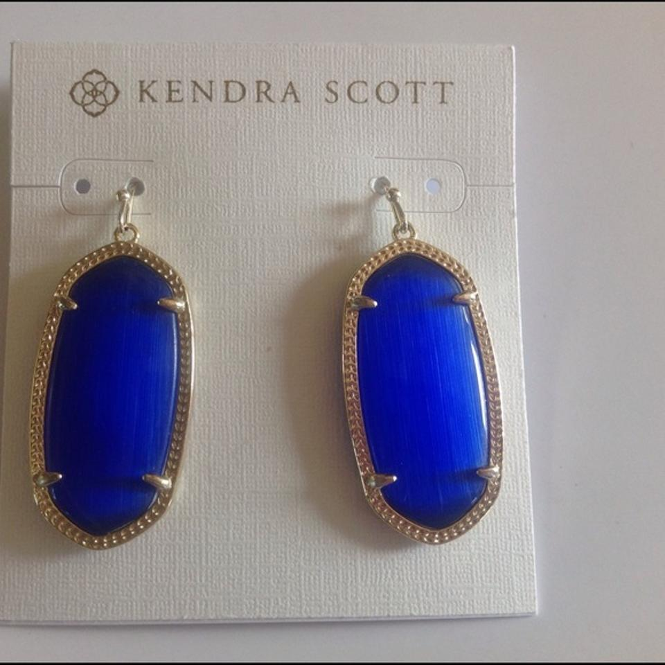 cobalt vardar glass sea studs earring shop earrings