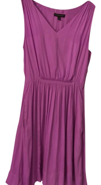 Item - Pink 00 Mid-length Work/Office Dress Size 6 (S)