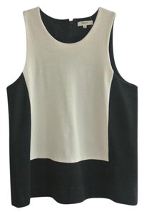 Madewell Top Black and White