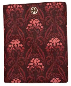 Tory Burch New with Tagcarmine floral lattice chevron robinson slim e tablet case