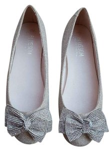 De Blossom Collection Fun To Wear Beige Flats