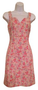 Hanna Andersson short dress A-line Fitted Sweetheart on Tradesy