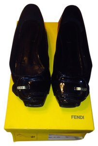 Fendi Black/Nero Flats