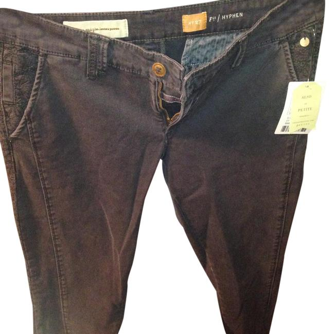 Item - Dark Grey Pilcro and The Letterpress Hyphen Pants Size 4 (S, 27)