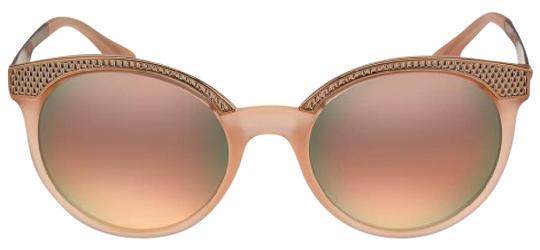 81348f9d7c Versace Acetate Grey Mirror Rose Gold Cat Eye Women  39 s Sunglasses - 8
