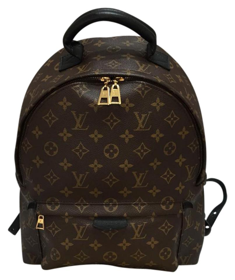 louis vuitton palm springs mm backpack wow. Black Bedroom Furniture Sets. Home Design Ideas